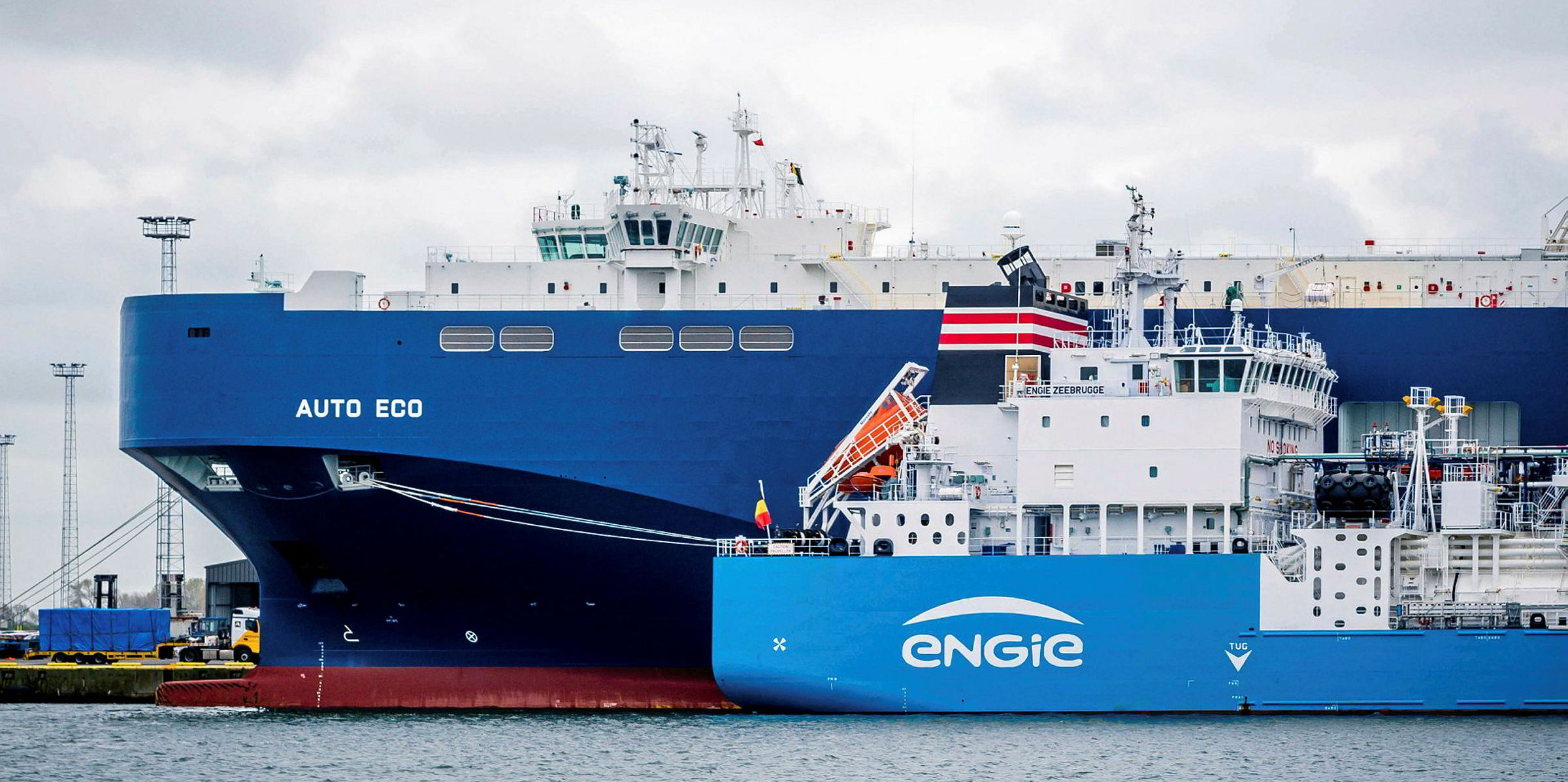 Nyk Line - Latest shipping and maritime news | TradeWinds